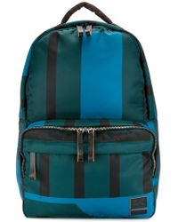 c6037782d5 Marni - X Porter Striped Backpack - Lyst