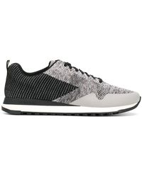 PS by Paul Smith - Knitted Lace-up Trainers - Lyst