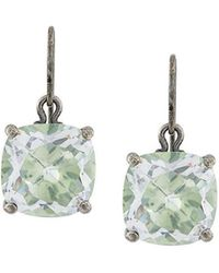 Bottega Veneta - Stone Drop Earrings - Lyst