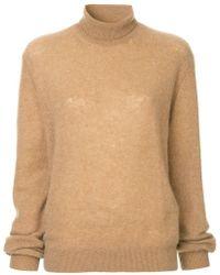 Khaite - Julie Cashmere Sweater - Lyst