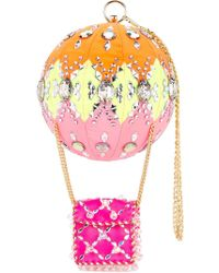 Manish Arora - Embellished Clutch Bag - Lyst