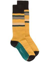 Marni | Chic Design Socks | Lyst