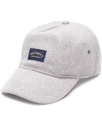 Hackett - Logo Baseball Cap - Lyst