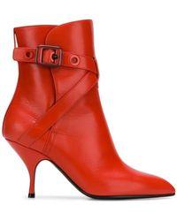 Bottega Veneta - Pointed Ankle Boots - Lyst