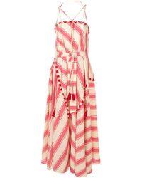 Dodo Bar Or - Striped Dress - Lyst