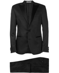 Corneliani - Satin Two-piece Suit - Lyst