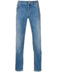 Dondup - Straight Jeans - Lyst
