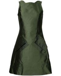 Antonio Berardi - Asymmetrisches Kleid - Lyst