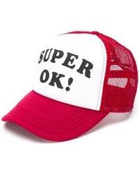 Deus Ex Machina - Super Ok Trucker - Lyst