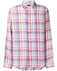 MICHAEL Michael Kors - Casual Plaid Shirt - Lyst