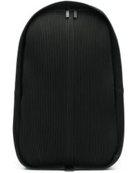 Homme Plissé Issey Miyake - Pleated Zipped Backpack - Lyst