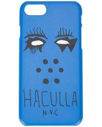 Haculla - Nobody's Safe Iphone 7/8 Plus Case - Lyst