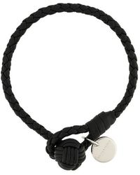 Bottega Veneta - Interlaced Bracelet - Lyst