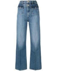 Tommy Hilfiger - Wide Led Jeans - Lyst