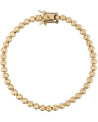 Eddie Borgo - Ball Chain Bracelet - Lyst