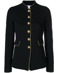 Pinko - Piped Military Style Blazer - Lyst