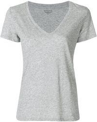 Vince - Classic V-neck T-shirt - Lyst