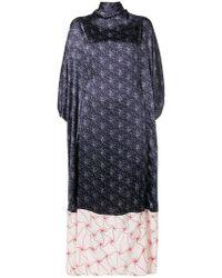Marine Serre - Printed Dress - Lyst