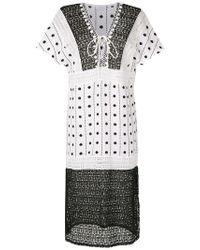 Brigitte Bardot - Printed Dress - Lyst