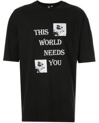 Liam Hodges - This World T-shirt - Lyst