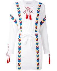 Ash - Rapid Tassel Dress - Lyst