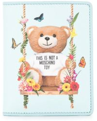 Moschino - Toy Bear Wallet - Lyst