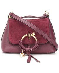 See By Chloé - Joan Mini Crossbody Bag - Lyst