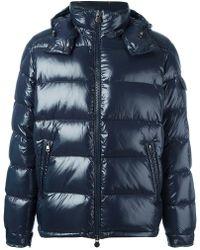 Moncler - 'maya' Padded Jacket - Lyst
