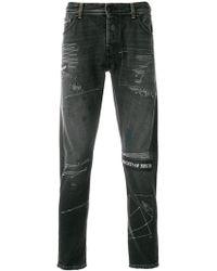 Marcelo Burlon - Gothic Surfer Jeans - Lyst