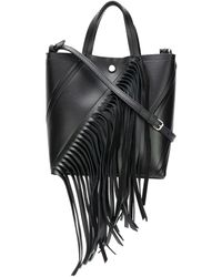 Proenza Schouler - Small Fringed Hex Tote - Lyst