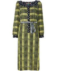 Duro Olowu - Printed Tunic Dress - Lyst