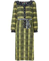 Duro Olowu - Tunika-Kleid mit Print - Lyst