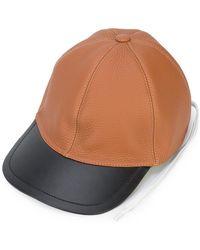 Loewe - Bicolor Cap - Lyst