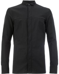 Masnada - Concealed Fastening Slim-fit Shirt - Lyst