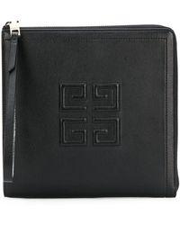 Givenchy - 4g Zip Around Clutch - Lyst