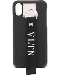 Valentino - Coque d'iPhone X Garavani VLTN - Lyst