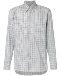 Tom Ford - Checked Shirt - Lyst