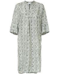 Christian Wijnants - Floral Print Shift Dress - Lyst