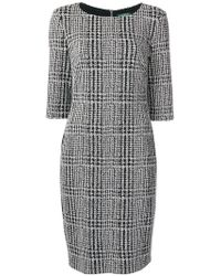 Ralph Lauren - Midi Pencil Dress - Lyst
