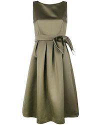 P.A.R.O.S.H. - Bow Party Dress - Lyst