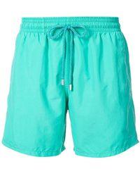 Vilebrequin - Moorea Sardines Swim Shorts - Lyst