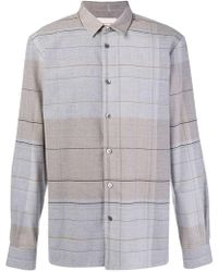 Stephan Schneider - Spiky Plaid Shirt - Lyst