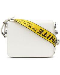 Off-White c/o Virgil Abloh - Binder Clip Bag - Lyst