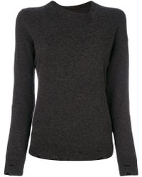 Étoile Isabel Marant - Destroyed Effect Jumper - Lyst