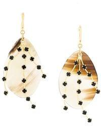Marni - Iridescent Pendant Earrings - Lyst