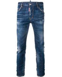 DSquared² Skater Jeans - Blauw