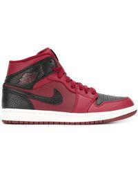 c4a172f68996be Lyst - Nike Air Jordan 1 Retro High Og in White for Men