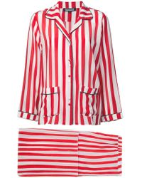 Rockins - Striped Pyjama Set - Lyst