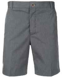 Thom Browne - Shorts Typewriter Cloth - Lyst