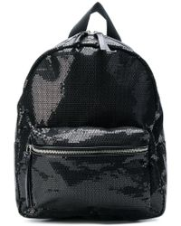 MM6 by Maison Martin Margiela - Double Pocket Sequin Backpack - Lyst